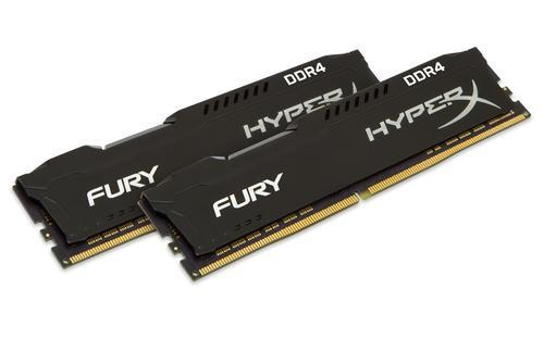 HyperX FURY Memory Black 8GB DDR4 2666MHz Kit 8GB DDR4 2666MHz m