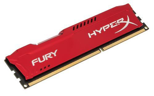 HyperX FURY Red 4GB 1866MHz DDR3