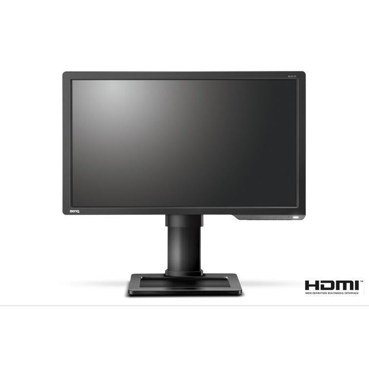 MONITOR BENQ ZOWIE XL2411P (9H.LGPLB.QBE)  24'/LED PANORAMICO/FULLHD 1020X1080/1MS/350CD/DVI/HDMI/VE