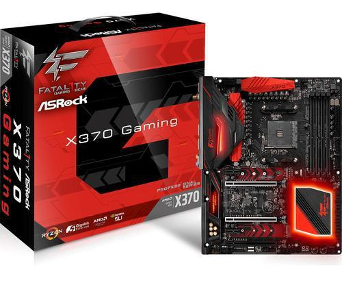 PLACA ASROCK X370 PROFESSIONAL GAMING