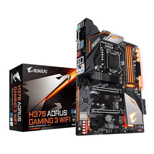 PLACA GIGABYTE H370 AORUS GAMING 3 WIFI