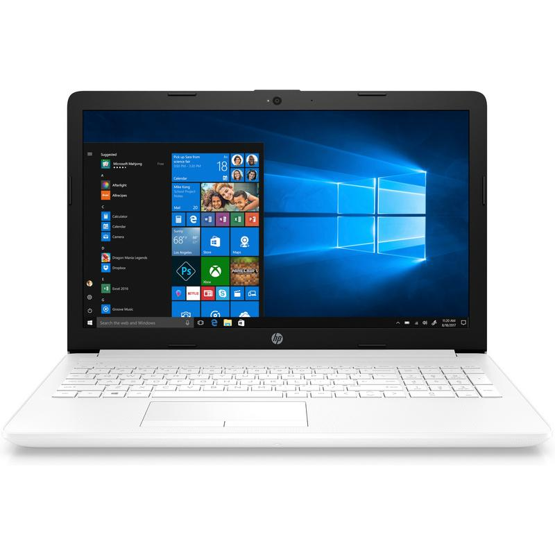 Portátil HP 15-DA0023NS  i3 / 500Gb / 8Gb / Blanco