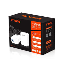 TENDA KIT POWERLINE AV1000 1000MBPS. ETHERNET (PH3)