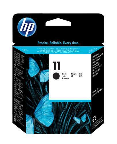 TONER HP NO. 11 NEGRO PRINTHEAD