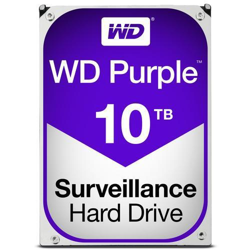 WD DIsco Duro Purple 10TB 3.5'