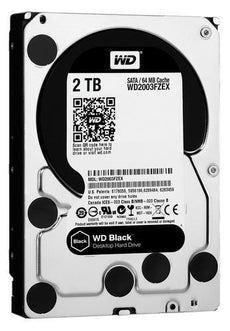 Western Digital WD2003FZEX disco duro interno