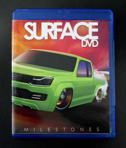 Milestones (Bluray/DVD Combo Pack)
