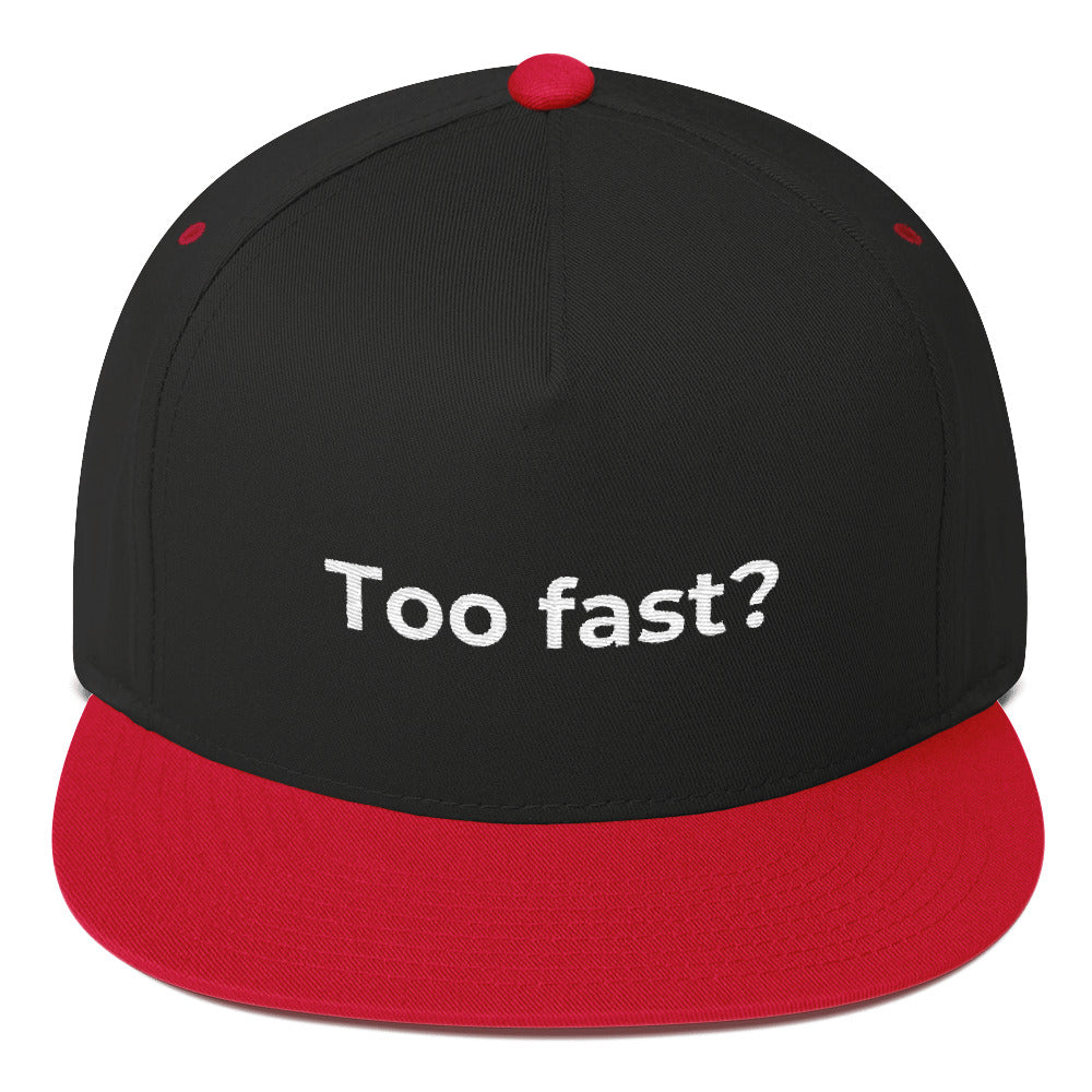 Too fast? HAT
