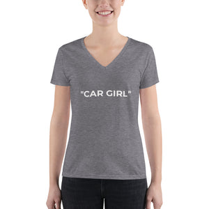 """CAR GIRL"" SHIRT"