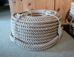 rope made of hemp