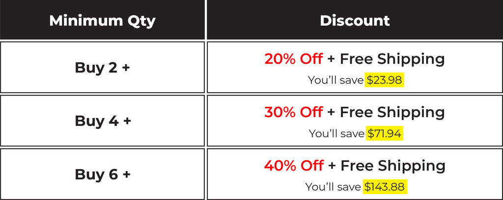 Full Spectrum 350 Discounts