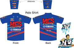 MCS Racing Pit Shirt by YSD