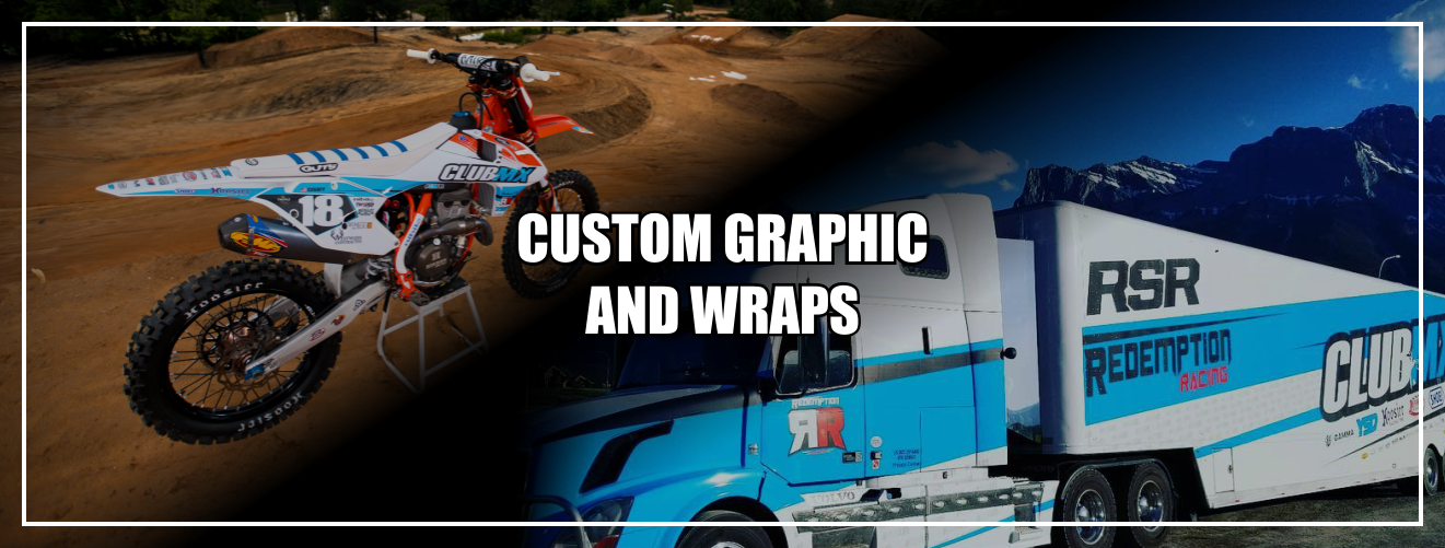 Custom Graphics and Wraps