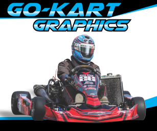 Custom Go-kart graphics