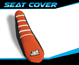 Dirt Bike Seat Cover