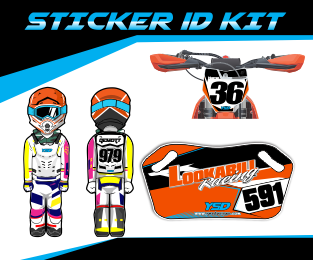 Sticker ID Kit