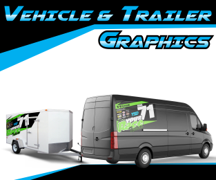Vehicle and Trailer Graphics