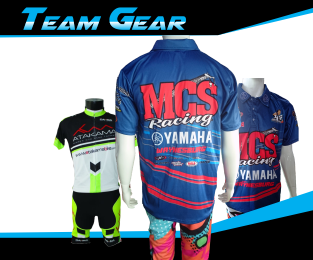 Custom Team Gear