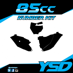 85 cc Number Kit