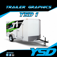 Trailer Graphic YSD 1 - Y&S Designs, LLC