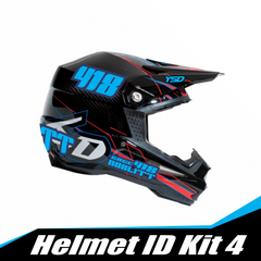 Helmet ID kit 4 - Y&S Designs, LLC