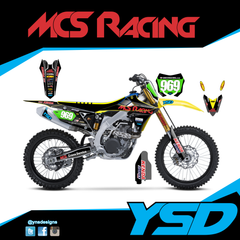 MCS Racing - Y&S Designs, LLC