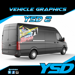 Vehicle Graphic YSD 2 - Y&S Designs, LLC
