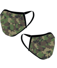 MILITARY CAMO FACE MASK - Y&S Designs, LLC