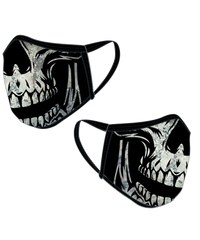PUNISHER SKULL FACE MASK - Y&S Designs, LLC
