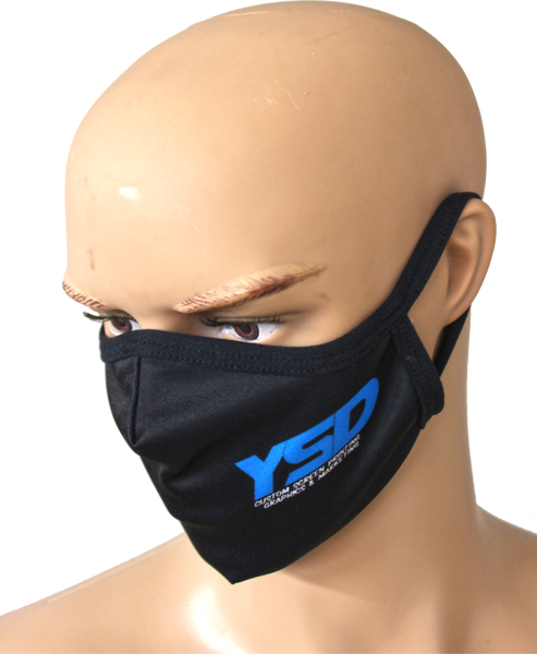 YSD BLACK FACE MASK - Y&S Designs, LLC
