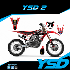YSD 2 50 cc - Y&S Designs, LLC