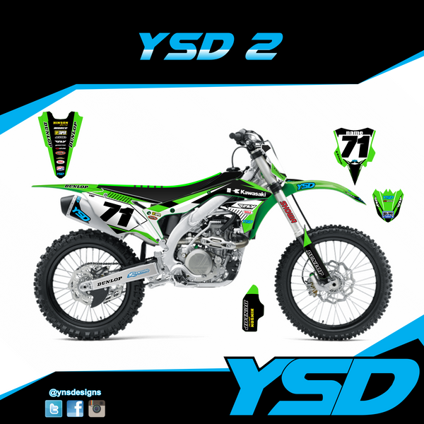 YSD 2 85 cc - Y&S Designs, LLC
