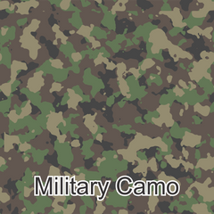 YSD Grip Military Camo Wrap sheet