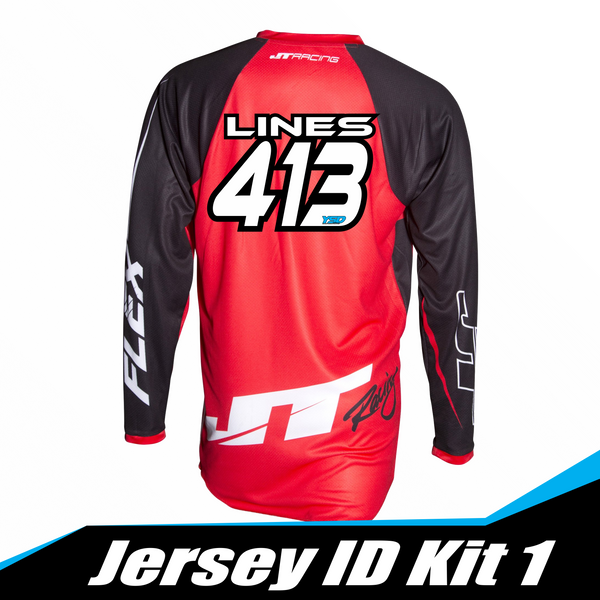 Jersey ID Number 1 - Y&S Designs, LLC