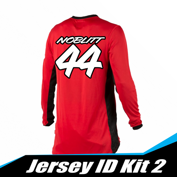 Jersey ID Number 2 - Y&S Designs, LLC