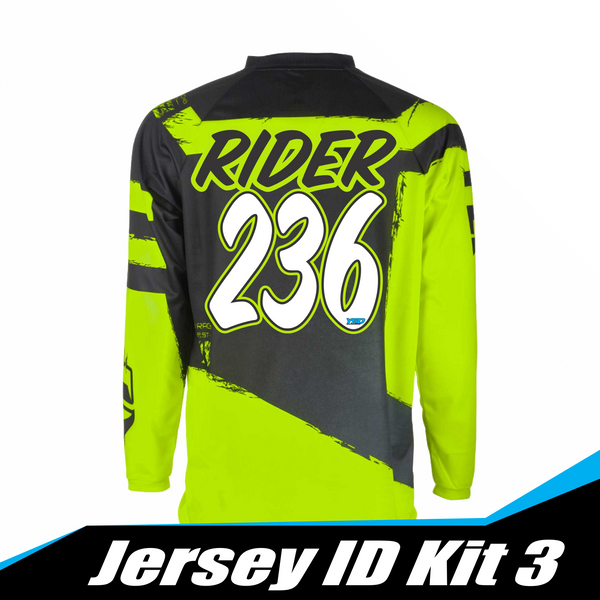 Jersey ID Number 3 - Y&S Designs, LLC