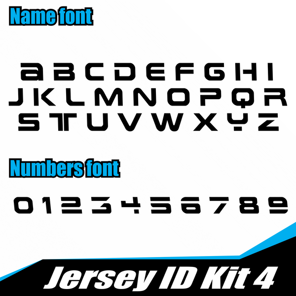 Jersey ID Number 4 - Y&S Designs, LLC