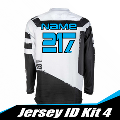Jersey ID Number 4