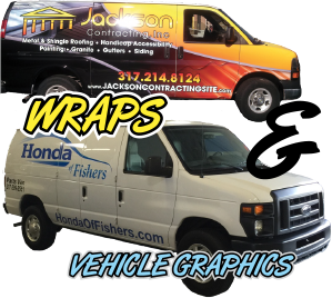YNS Designs Vehicle Graphic Wraps