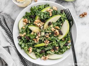 Kale Date & Apple Salad