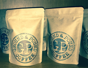 Ground & Pound Coffee