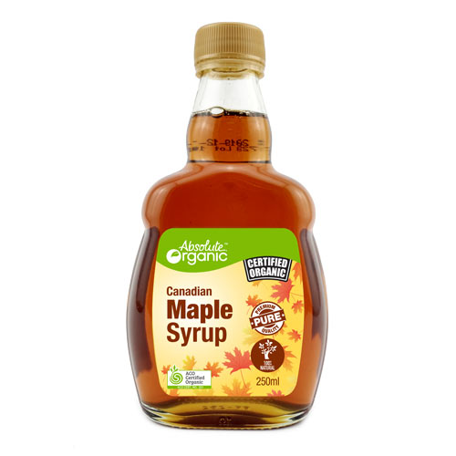 Maple Syrup - Absolute Organics 250g