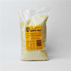 Rice - Medium Grain White 1kg