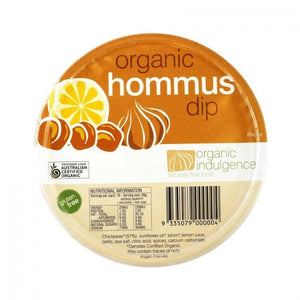 Hommus - by Organic Indulgence 200gm