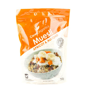 Cereal - Apricot & Almond Muesli 700gm
