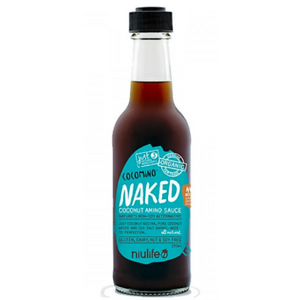 Coconut Amino Naked Sauce by Niulife 250ml