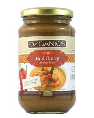 Sauces - Ozganic Curry Sauces