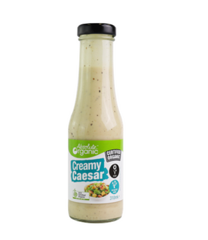 Salad Dressing - Creamy Caesar by Absolute Organics 310ml