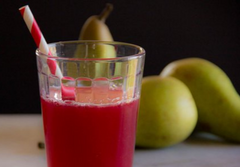 Greenwoods Pomegranate & Pear Juice