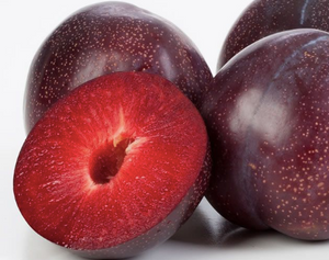 Plums - Ruby Red 500gm